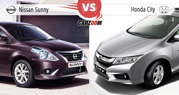 City Mini Gt >> New Honda City 2014 vs Nissan Sunny 2014 Photos, Images, Pictures, HD Wallpapers | Carzoom.in