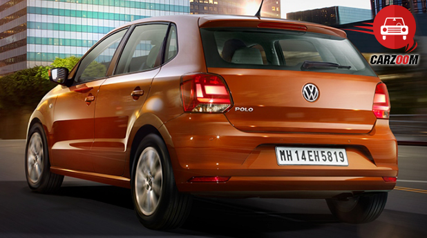 Volkswagen Polo Exteriors Back View