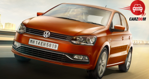 Volkswagen Polo Exteriors Front View