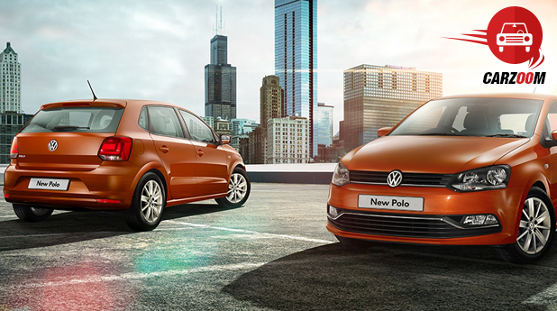 Volkswagen Polo Exteriors Rear View