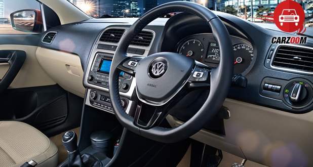 Volkswagen Polo Interiors Dashboard