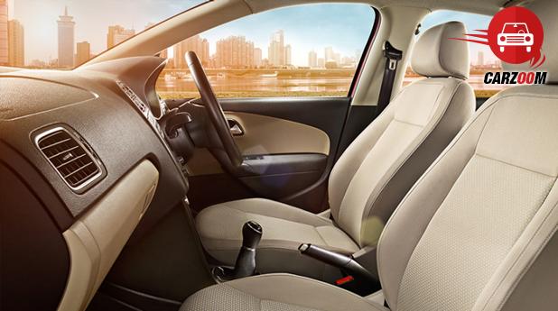 Volkswagen Polo Interiors Dashboard