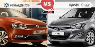 Volkswagen Polo vs Hyundai i20