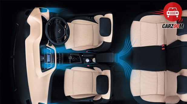 Hyundai Elite i20 Interiors