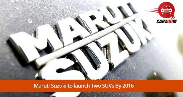 Maruti Susuki SUV
