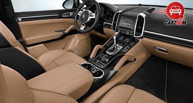 Porsche Cayenne Diesel Platinum