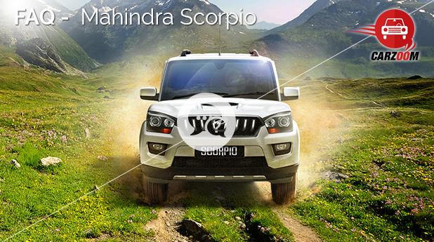 New GEN Mahindra Scorpio