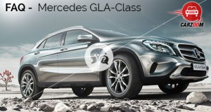 Mercedes-Benz GLA FAQ