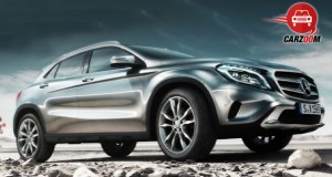 Mercedes Benz GLA Class SUV