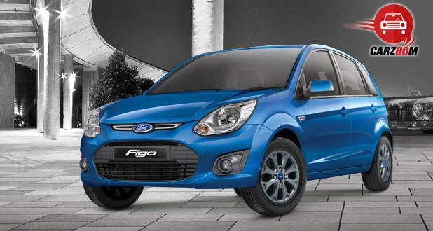 Refreshed Ford Figo