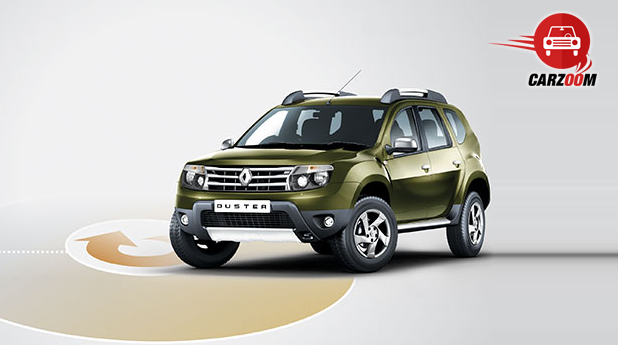 Renault Duster AWD