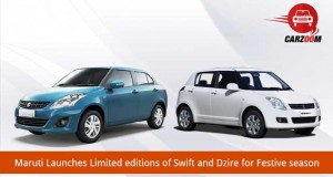 Swift and Dzire