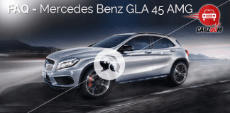 FAQ-Mercedes Benz GLA 45 AMG