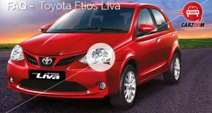 FAQ Toyota Etios Liva