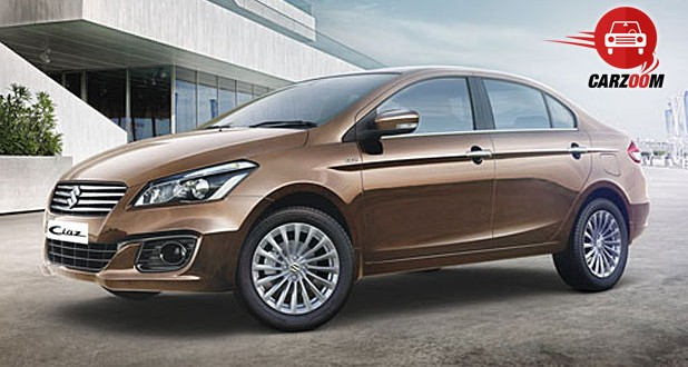 Maruti Suzuki Launches Ciaz In India Prices News Photos