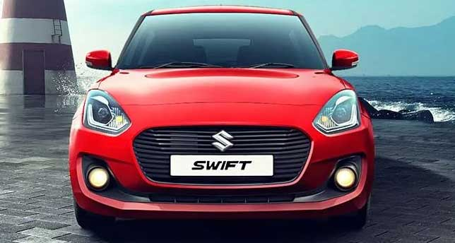 Maruti-Swift-Front-Voew