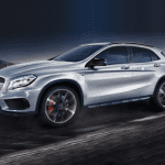 Mercedes Benz GLA 45 AMG 4 MATIC