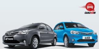 Toyota Etios and Liva