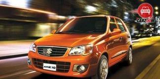 Maruti Suzuki Alto K10 AMT