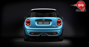 Mini Exteriors Front View