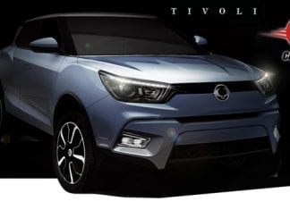 Ssangyong Compact SUV