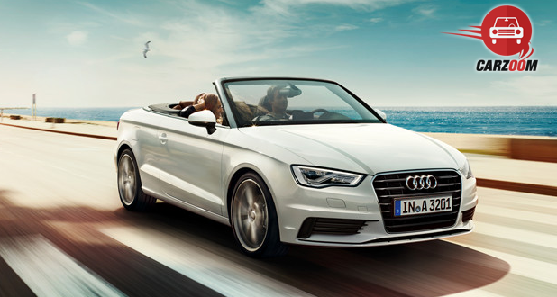 audi a3 cabriolet price in india and specification. Black Bedroom Furniture Sets. Home Design Ideas
