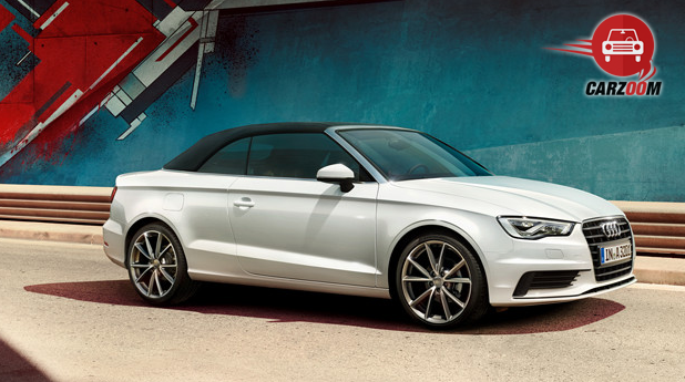 Audi Launches A3 Cabriolet In India Prices News Photos