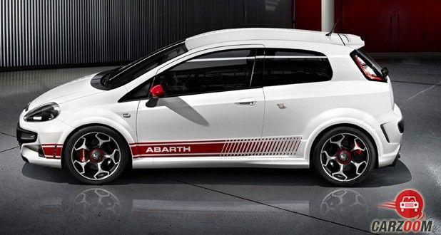 Fiat Punto Abarth 2015