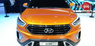 Hyundai ix25 SUV