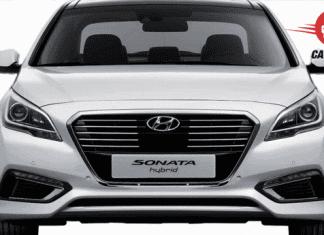 Sonata Hybrid 2015