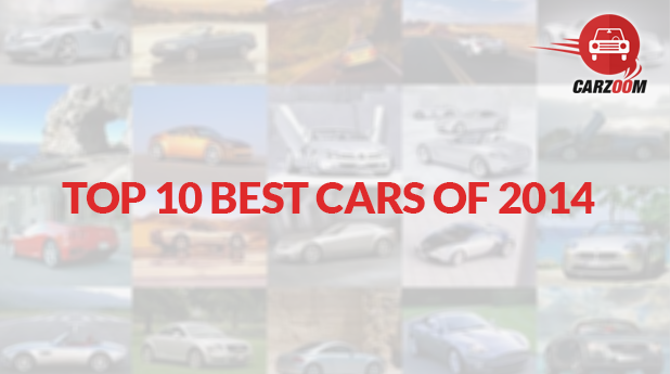 Top 10 best cars of 2014