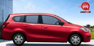 Datsun GO Plus Side View