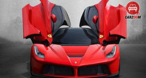 LaFerrari India