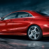 Mercedes Benz CLA Exteriors Back and Side View
