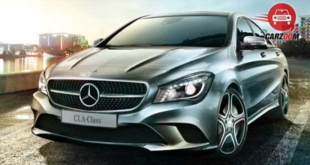 Mercedes Benz CLA Sedan