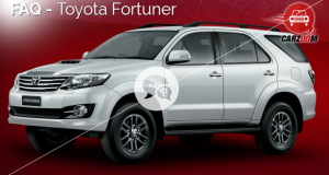 Toyota Fortuner FAQ