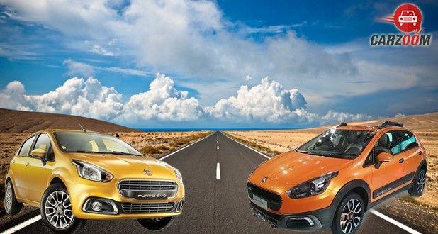Fiat Avventura and Punto EVO
