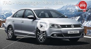 FAQ-Volkswagen New Jetta
