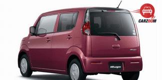 Maruti Suzuki MR Wagon