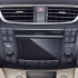 Maruti Suzuki Refreshed Swift Dzire Interiors Audio with Bluetooth
