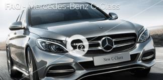 Mercedes-Benz C Class FAQ