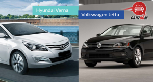 New Hyundai Verna and Volkswagen Jetta Facelift