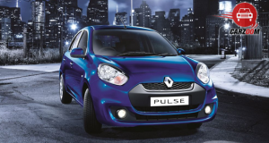 Renault Pulse Exteriors Blue Color Option