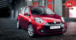 Renault Pulse Exteriors Front and Side View