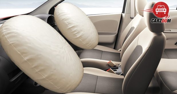 Renault Pulse Interiors Airbags