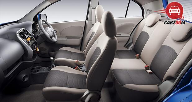 Renault Pulse Interiors Seats View