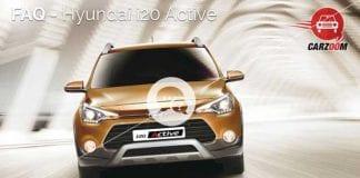 FAQ Hyundai i20 Active
