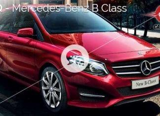 FAQ Mercedes Benz B Class