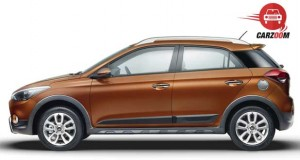 Hyundai i20 Active Exteriors Side View
