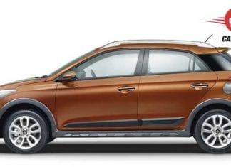 Hyundai i20 Active Exteriors Side View